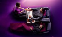 Foto: First Class Sitze bei Thai Airways