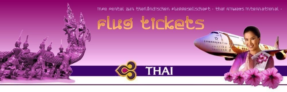 thai airways flugtickets